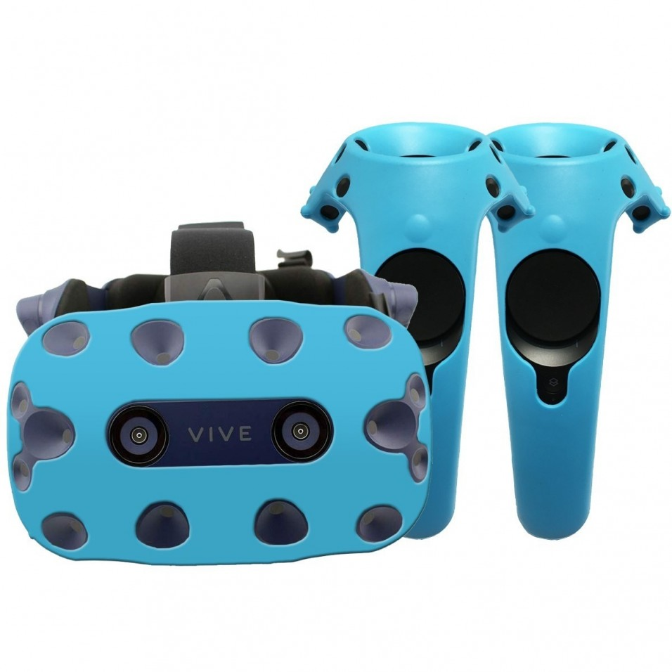 Protection cover for headset and controllers HTC Vive PRO