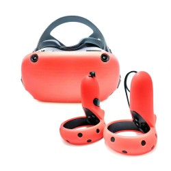 [2 in 1] Gelshell Skin/Cover for Oculus Quest Headset & Controller (Silicone)