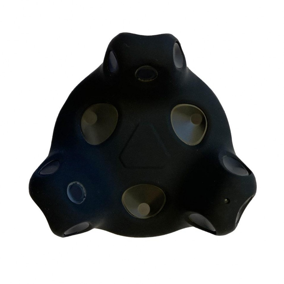 HTC Vive Tracker protection silicone noir